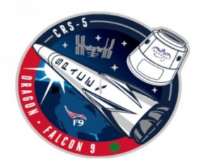 SpaceX-CRS-5_patch