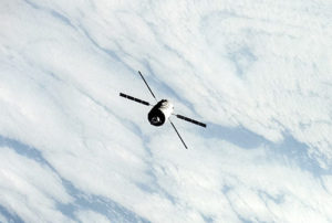 ATV-5_over_Earth