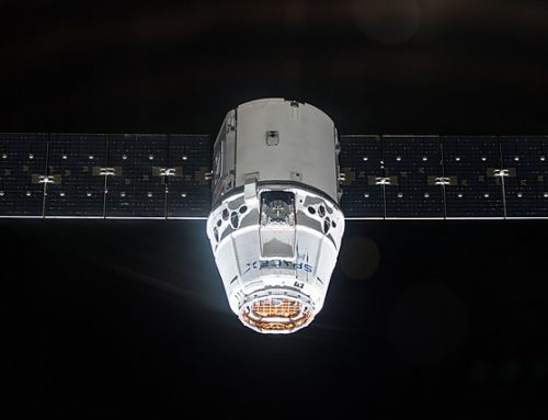 SpX-15 Arrives at ISS Successfully