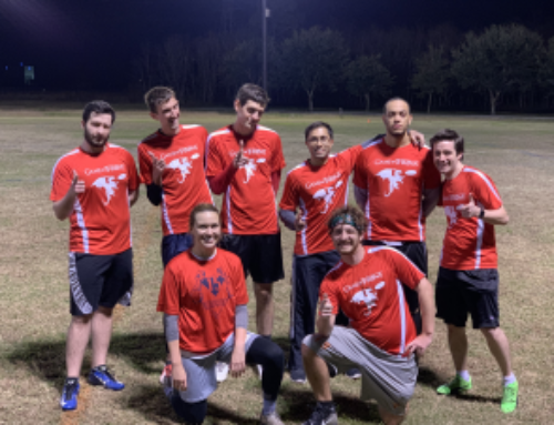 "Odyssey Sponsors ""Game of Throws"" Ultimate Frisbee Team"
