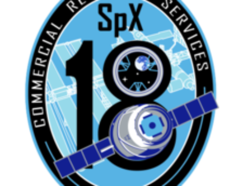 SpaceX-18 Successfully Berths to ISS