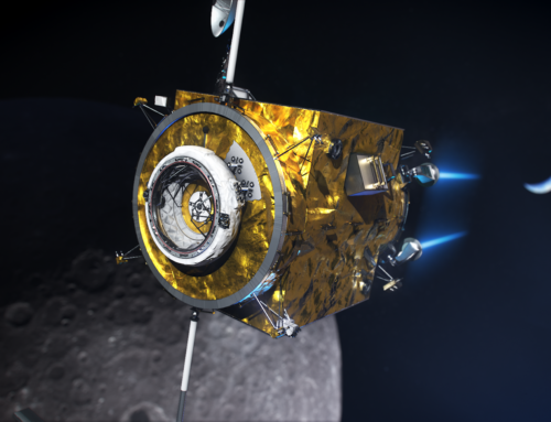 Odyssey Selected to Help With Power and Propulsion Element