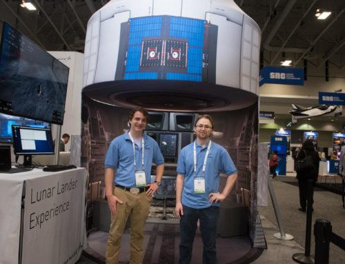 Odyssey Partners with Lockheed Martin on Lunar Lander Demo