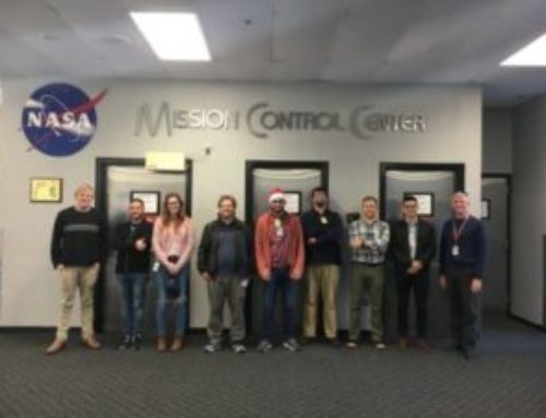 New Odyssey Employees Tour NASA JSC