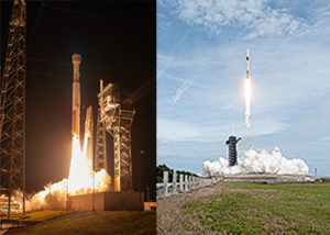 Boeing OFT and SpaceX IFAT