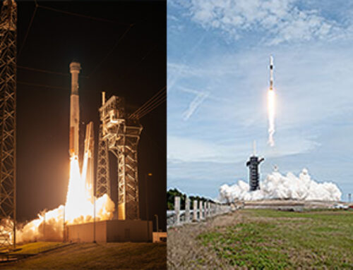 Completed Tests bring Commercial Crew Closer to the Finish Line